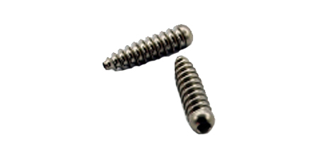 acl reconstruction, orthopedic bone screw