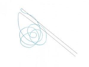 Double Arm Needle